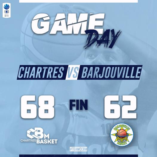 N3 Victoire contre Barjouville