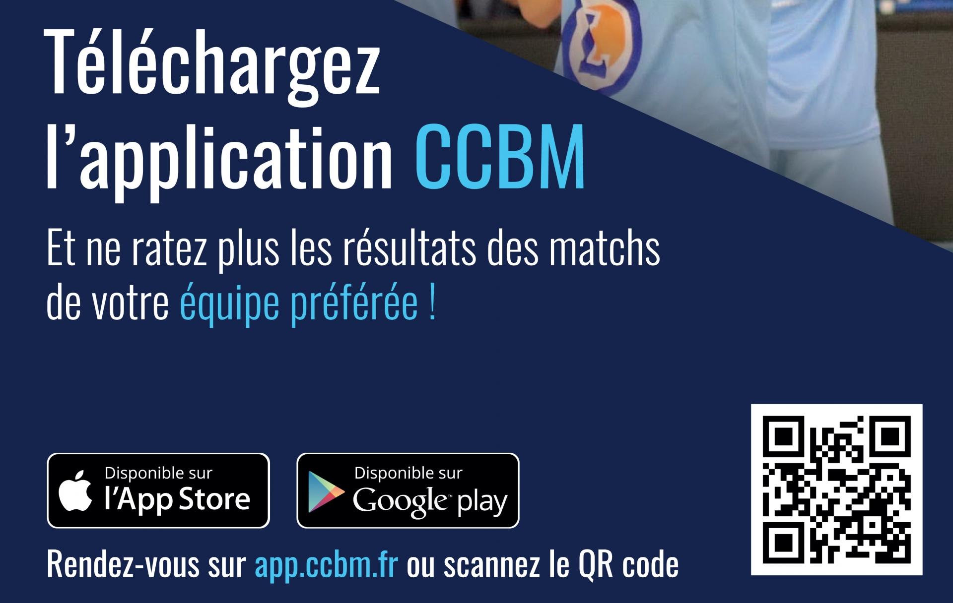 Application CCBM