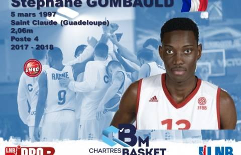 Le jeune Stéphane Gombauld s'engage avec le C'CBM