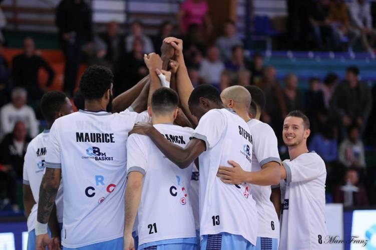 Très belle victoire contre Caen 92-68