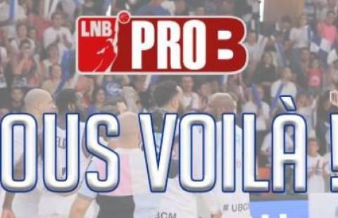 Victoire contre Lorient 91-86  L'UBCM MONTE EN PRO B