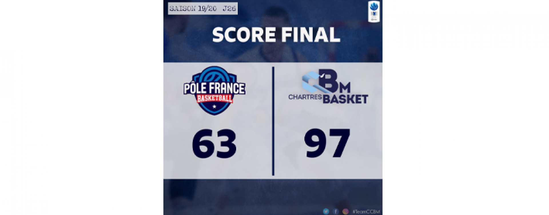 Victoire face au Pôle France